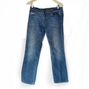 New York & Co Low Rise Bootcut Jeans